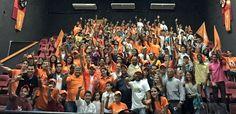 Dirigentes juveniles nacionales y regionales de Voluntad Popular hicieron acto de presencia ante más de 120 activistas juveniles en el tercer encuentro regional organizado por las juventudes de Voluntad Popular en el estado Monagas definiendo una línea para el cambio de sistema político de nuestro país.</p>