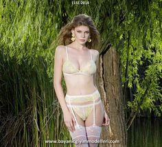 #else lingerie 2014 ss http://www.bayanicgiyimmodelleri.com/else-2014-ilkbahar-yaz-ic-giyim-modelleri.html