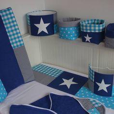 set babykamer: donkerblauw ster | babykamer sets | pinterest, Deco ideeën