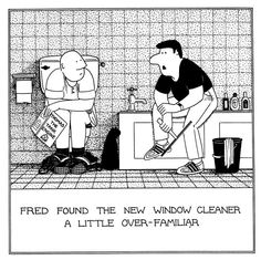 Created by Rupert Fawcett. I have produced a few different things over the years and am best known. Funny Greetings, Funny Greeting Cards, Funny Cards, Ladybird Images, Ladybird Books, Window Cleaning Services, Cleaning Companies, Card Companies, Funny Captions