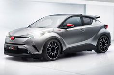 Performance #Toyota #CHR under consideration