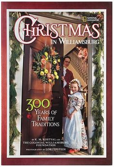 Book #5 (Colonial Christmas)