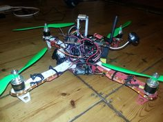 DIY Drones ...make your own autonomous flying vehiclefxie wing / helicopter / quad or N copter control $50 hardware and all software free. Open source system. Home of Ardupilot http://www.diydrones.com/notes/ArduPilot