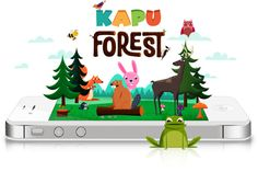 Kapu Forest | Best Apps for Kids | iPad iPhone iPod Android