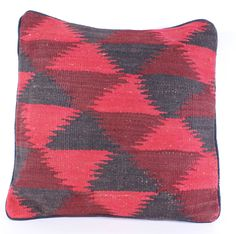 Orient Kelim Kissenhülle  Kissenbezug Kilim Pillow ca. 42x42 cm Nr.70361