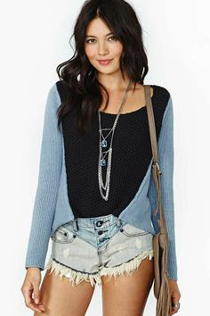 Nasty Gal Twilights Sweater