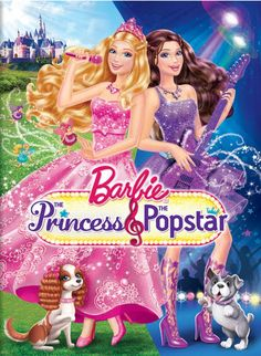 Barbie: The Princess and the Popstar arrives on DVD