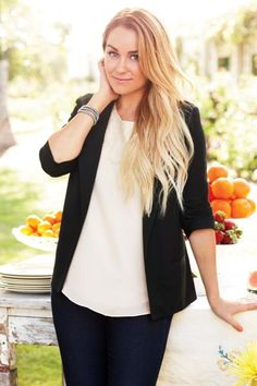 LC Lauren Conrad fall collection {new favorite go to outfit}
