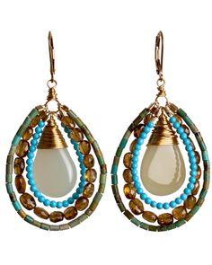 Amanda Sterett Kyra Earrings
