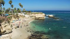 Snorkeling in La Jolla Cove, San Diego.  Recommended that you rent snorkel gear in Mission Beach and drive into La Jolla due to a big difference in rental cost.  http://cheap-rentals.com/location/