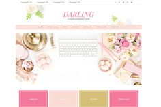 Versatility and Personalization is what we are about! The Darling theme is all that and more! This theme can be used for any genre of blog or site, can be customized to fit your images and style, a...