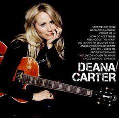 Deana Carter - Icon: Deana Carter, Red