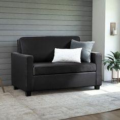 Mercury Row Cabell Twin Sleeper Sofa