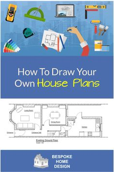 Are you a terraced house owner who is thinking of getting some building work done to your home? Did you know that one of the best things you can do is draw up your own house plans? https://bespokehomedesign.com/blog/reconfig-how-to-draw-your-own-house-plans/ This article also comes with FREE PDF Graph Paper so you can sketch up your home in minutes!  If you are planning any type of building work to your home the you need to check out this article now!