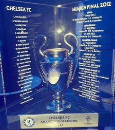 Champions Of Europe.