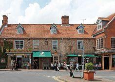 Best of British - Travel - Stylist Magazine-Holt, Norfolk Holt Norfolk, Norfolk Coast, Norwich England, Norwich Norfolk, Best Places To Eat, Great Places, Beautiful Places, Places In England, British Travel