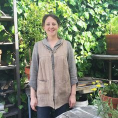 A Verb for Keeping Warm — Stitch Exchange: The West Water Tunic