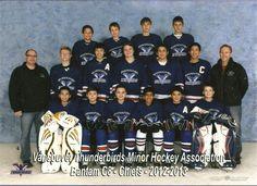 #Vancouver #Thunderbirds #Bantam C8 - Chiefs 2012 - 2013 Season
