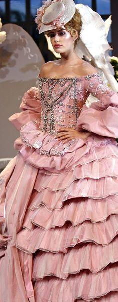 Christian Dior - Haute Couture fall 2007 - John Galliano