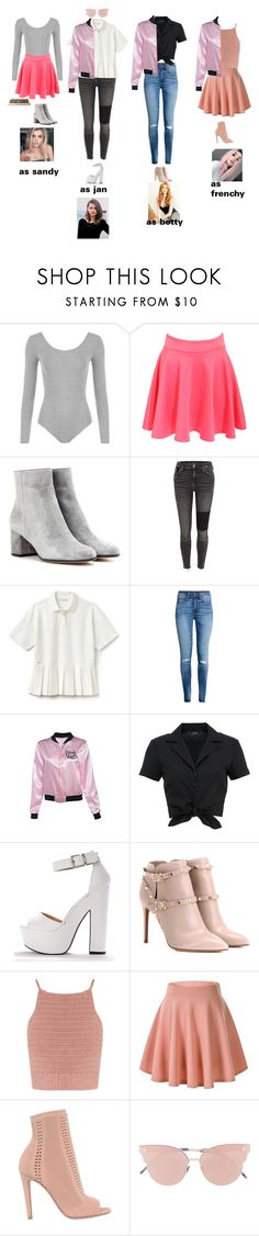"""""""School//Filming"""" by maddiemoxly ❤ liked on Polyvore featuring WearAll, Pilot, Gianvito Rossi, Lacoste, H&M, Hallhuber, Valentino, SHE MADE ME, Brinley Co and So.Ya"""