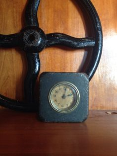 Vintage Clock from 1930s Atlantic City Boardwalk Empire, use PIN10 For 10% off