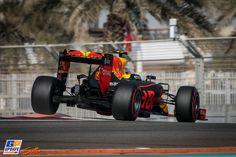 Max Verstappen, Red Bull, Formule 1-Grand Prix van Abu Dhabi 2016, Formule 1
