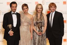 Emma Watson Photos: Orange British Academy Film Awards - Winners Boards