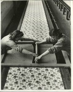 printing patterned fabric