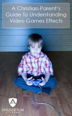 Video games effects have long been debated in the Christian community. This is a helpful guide to understanding them.