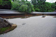 Ryoanji #kyoto #japan