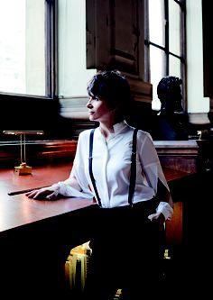 Juliette Binoche style paris   Juliette Binoche : Gianluca Tamorri