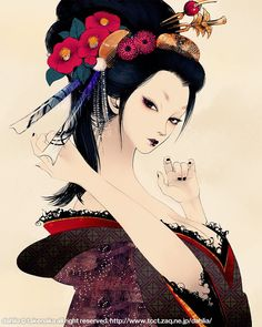 Geisha Girls are pretty
