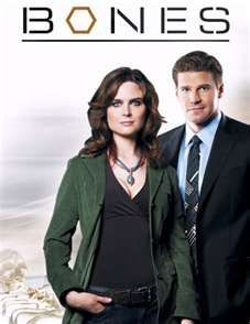 Bones tv show - favorite next to X Files :D