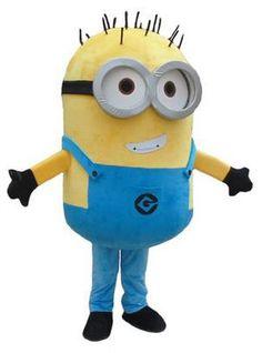 Minion Costume - mascot style. Awesome Halloween costume idea for 2015
