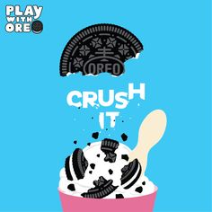Cook up something new, cook up something Oreo. Find delicious recipes at https://www.playwithoreo.com/