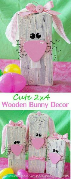 Happy Two By Four Bunny!!! Bebe'!!! So cute!!!