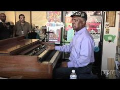 Booker T. Jones: NPR Music Tiny Desk Concert.  A LEGEND A FREAKING ICON AND SO WICKED.  GO BUY VINYL NOW!