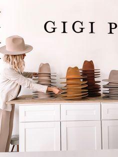 gigi pip hats, salt lake city, utah small business, Ginger Parrish