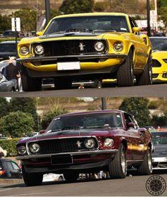 1969 Mustang Mach1