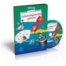 Valószínűségszámítás gyakorló DVD