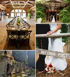 Old Stone Stables wedding venue in Issaquah, Washington | Kaspars Catering & Special Events venue rental | #barnwedding #castlewedding #fairytalewedding