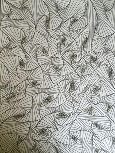Zentangle by Rikke Poulsen