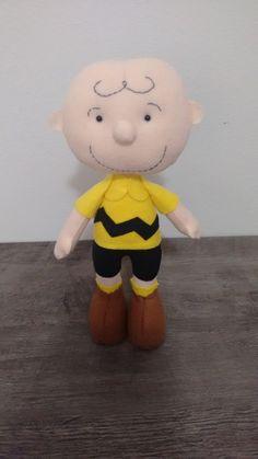 Charlie Brown em feltro