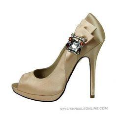 Buy 2013 Jimmy Choo Pointed-toe Gold Leather Pumps On Sale | Jimmy Choo Pump High Heels