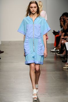 Jeremy Laing Spring 2014 Ready-to-Wear Fashion Show