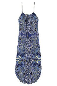 Mara Hoffman Printed Woven Dress, $150 (on sale)
