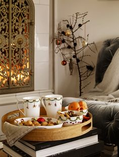 More Royal Copenhagen - Christmas inspiration