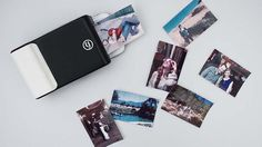 Prynt Turns Your Smartphone into Instant Camera #gadgets #tech #cellphoneaccessories #awesomeinventions #coolstuff #coolthingstobuy