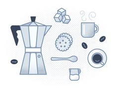 Coffee Time! #coffee #makecoffee #drinkcoffee #cafeine #cookies