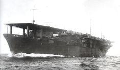 ファイル:Japanese aircraft carrier Kaiyō.jpg 海鷹(かいよう)